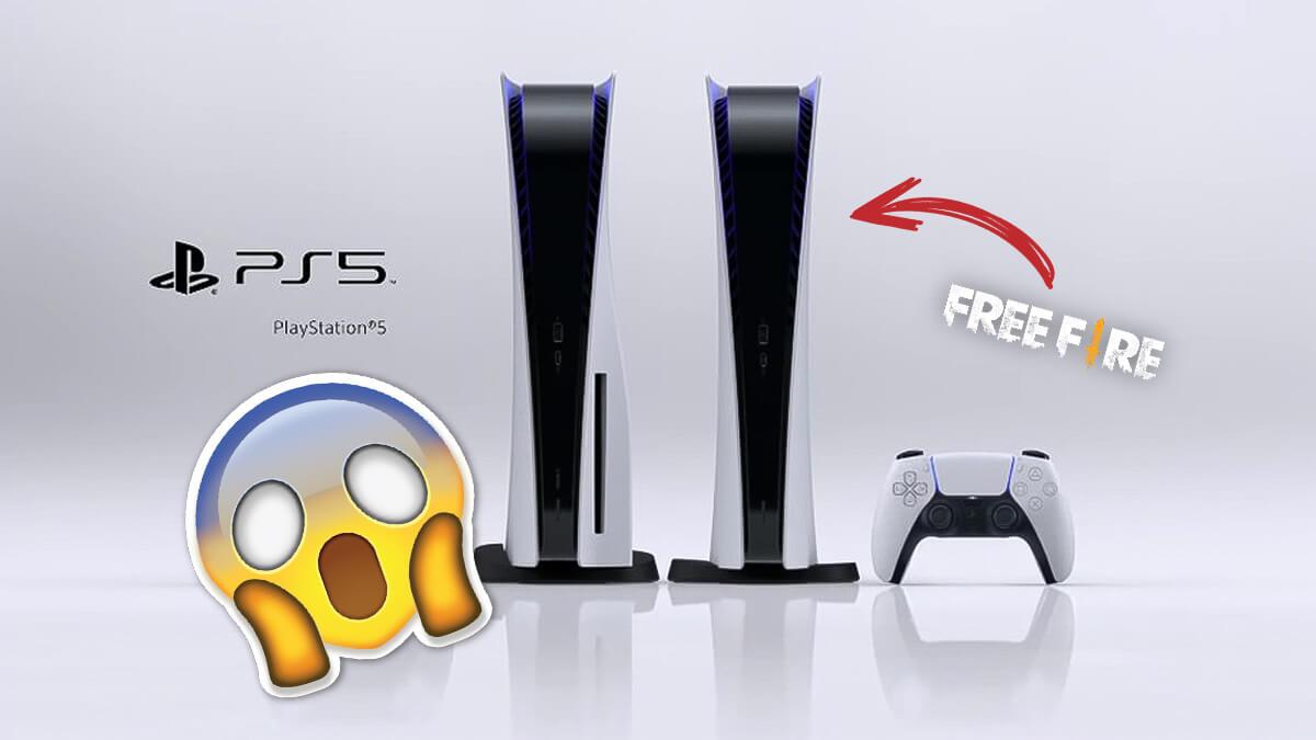 Free Fira para Playstation 5