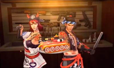 Passe de Elite de Agosto 2020 terá Ameaça Sushi como tema