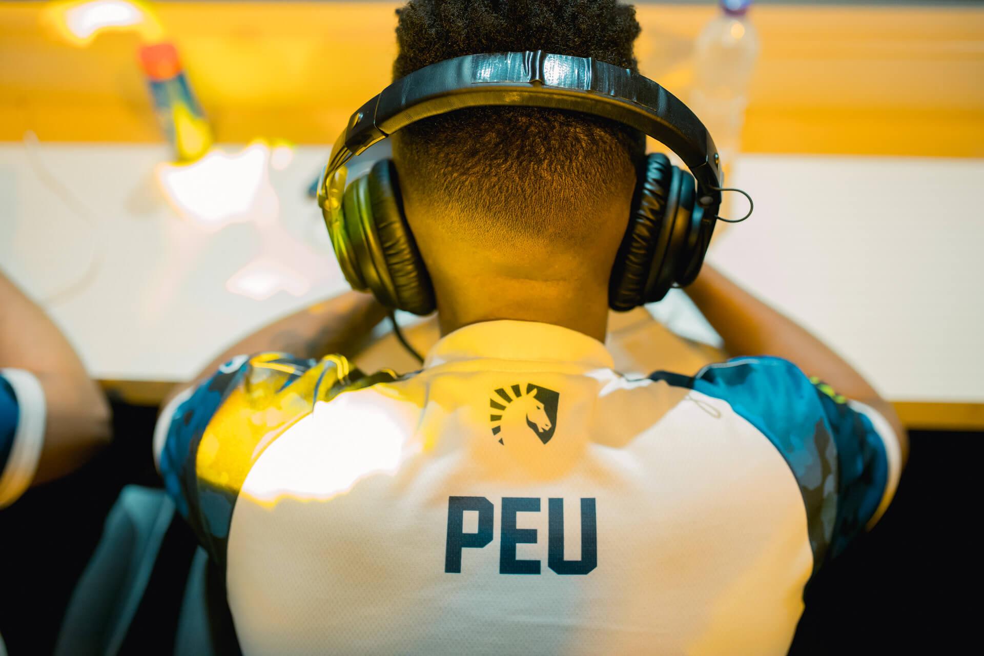 Peuzada, da Team Liquid