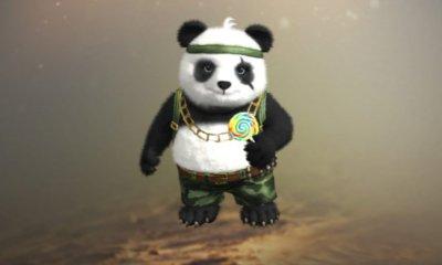 Panda Free Fire