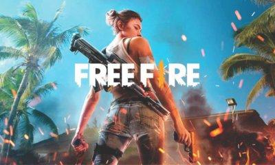 Free Fire atualização