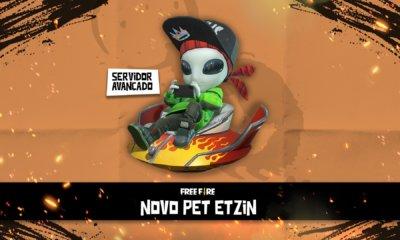 Pet ETzin Free Fire