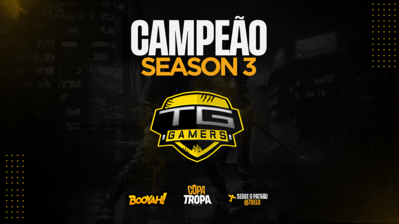 Copa Tropa TG Gamers
