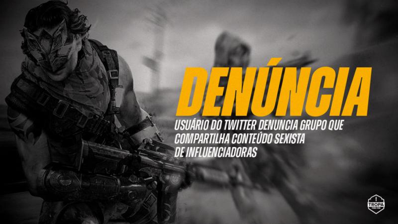 Denúncia Twitter